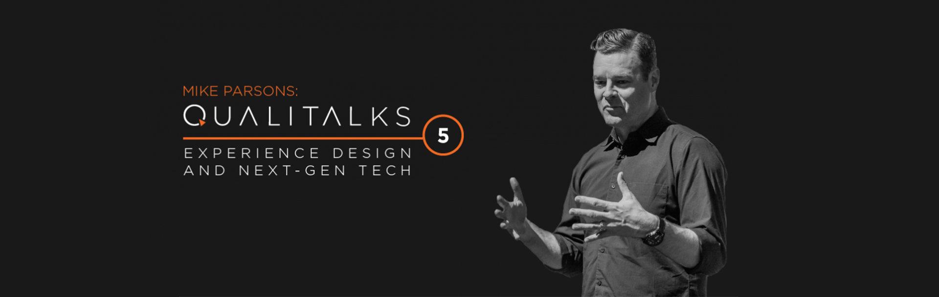 Experience Design and Next-Gen Tech
